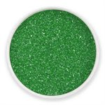Green Natural Sanding Sugar 8 Ounces