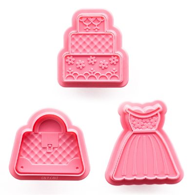 Fashionista Plunger Cutter Set