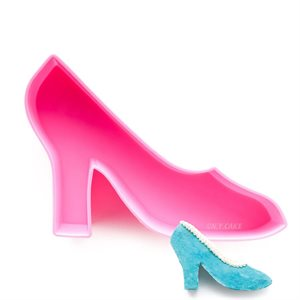 Stiletto High Heel Shoe Cake Pan