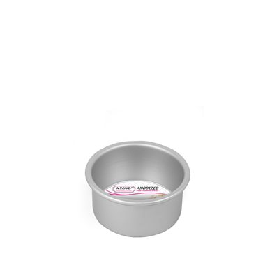 Round Cake Pan 3 by 2 Inch Deep