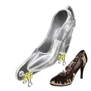 Mini Stiletto High Heel Shoe Chocolate Mold