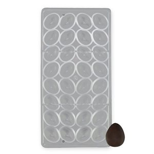Mini Egg Polycarbonate Chocolate Mold