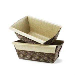 paper baking molds The m, mb and mbb series have corrugated side walls and bottoms this style of construction makes them rigid and durable most commonly used for coffeecake, yogurt cake, cream cake and even cheesecakes available in 3 different side wall heights.