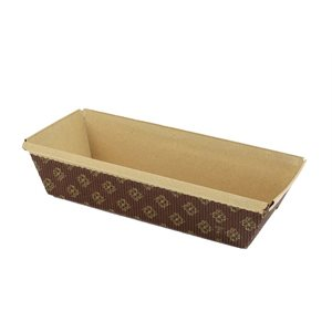 Loaf Paper Baking  Mold 7 x 3 x 2