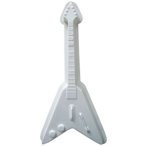 Electric Guitar Plastic Cake Pan 8  X 19 Inch