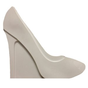 Stiletto High Heel Shoe Plastic Cake Pan  9 X 11 Inch