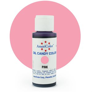 Pink Candy Color- 2 ounces By Americolor