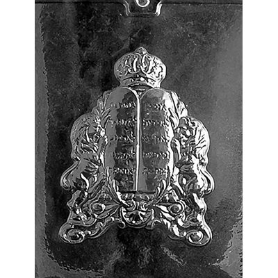 Ten Commandments Chocolate Candy Mold