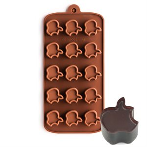 The Big Apple Silicone Chocolate Mold