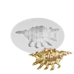 Conch Seashell Silicone Mold