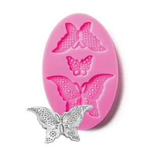 Butterfly Mold Silicone Fondant Mold