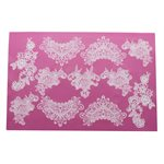 Sweet Lace Large Cake Lace Mat By Claire Bowman