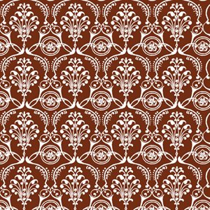 Damask Chocolate Transfer Sheets