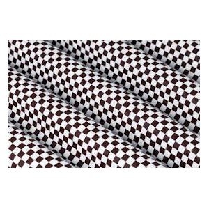 Checkerboard Chocolate Transfer Sheets