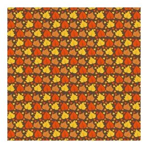 Sweet Life Autumn Chocolate Transfer Sheets
