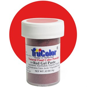Red Gel Paste Natural Food Color 9 grams