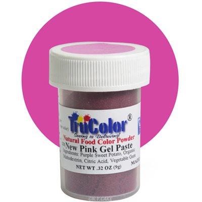New Pink Gel Paste Natural Food Color 9 grams