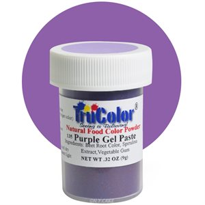 Purple Gel Paste Natural Food Color 9 grams