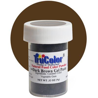 Brown Gel Paste Natural Food Color 10 grams
