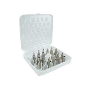 28 Piece Beginner Decorating Tip Set