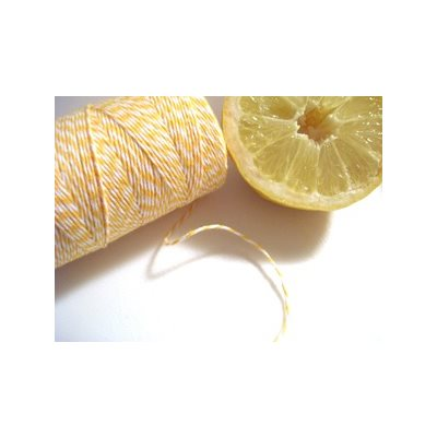 Marigold Twine Spool 240 Yards
