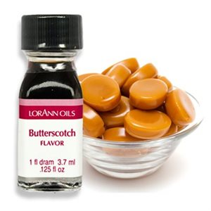 Butterscotch Oil Flavoring  1 Dram