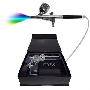 Airbrush Machine Kit USA- Spectrum Flow