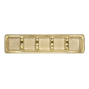 Gold Insert Slider Box-5 Cavity
