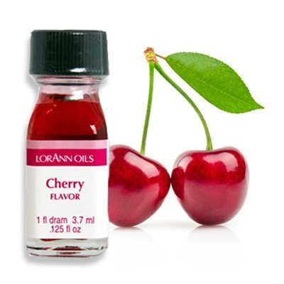 Cherry Oil Flavoring  1 Dram