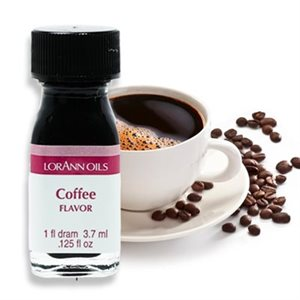 Coffee Oil Flavoring  1 Dram