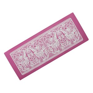 Fantasia Half Cake Lace Mat By Claire Bowman