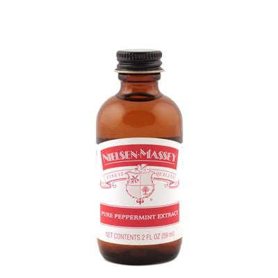 Pure Peppermint Extract 2 Ounces