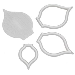 Arum Lily Cutter Set By FMM