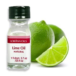 Lime Oil Flavoring  1 Dram