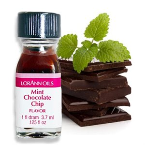 Mint Chocolate Chip Oil Flavoring - 1 Dram By Lorann Oil