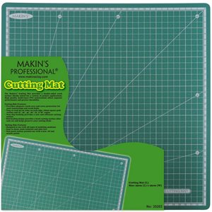Cutting Mat 35.5 cm x 35.5 cm By Makins Clay
