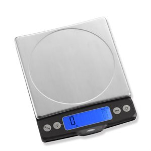 OXO Food Scale with Pullout Display 11LB Capacity