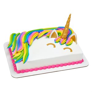 Unicorn Cake Set