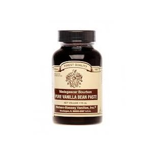 Madagascar Pure Vanilla Bean Paste 4 Ounce