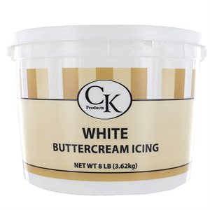 PHO Free White Buttercream 8 Pounds