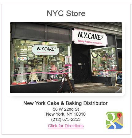 Ny Cake Baking Distributor Nyc
