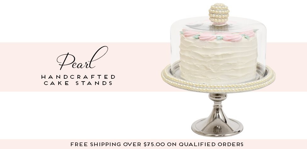 most beautiful cake stands in the world