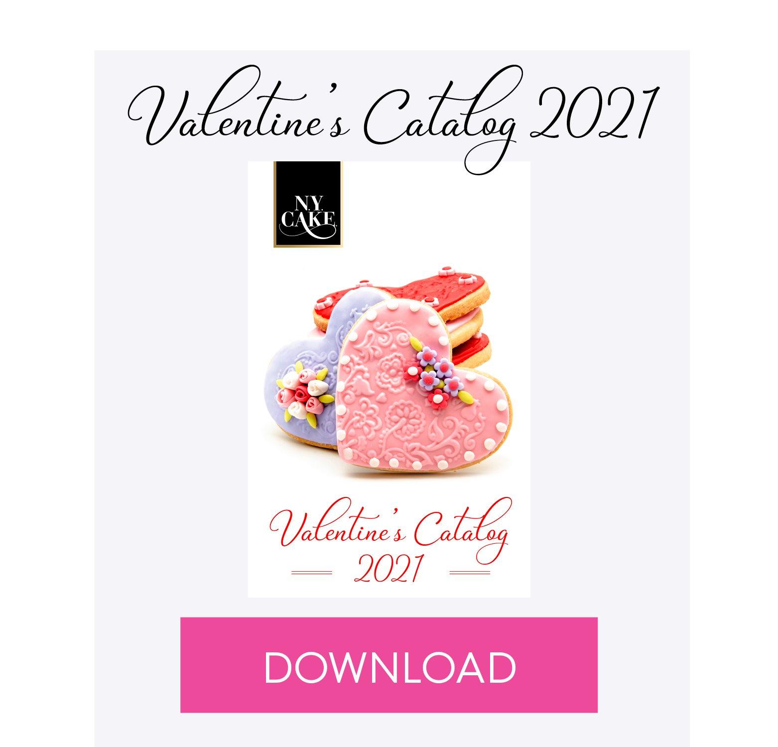 Valentine Catalog Button