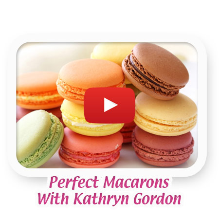 Videos-perfect-macarons