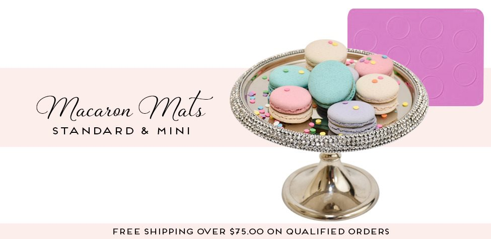 top rated macaron mats by nycake