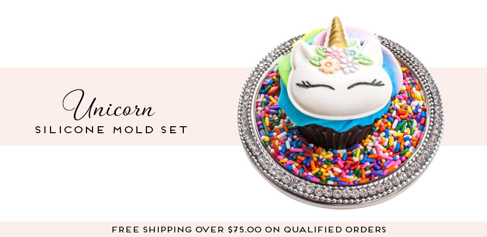 top reviewed silicone baking unicorn molds