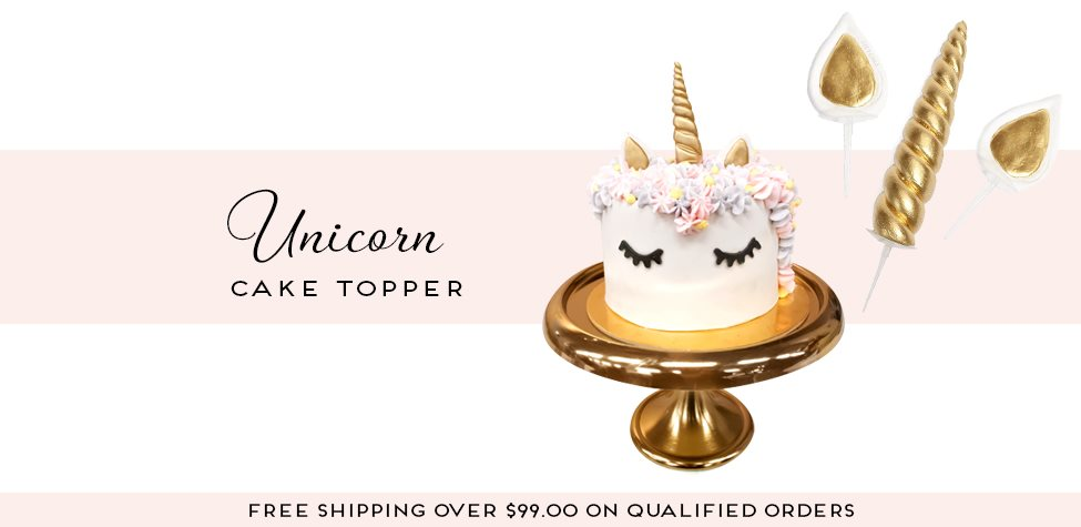 Slide Unicorn Cake Copper By Nycake